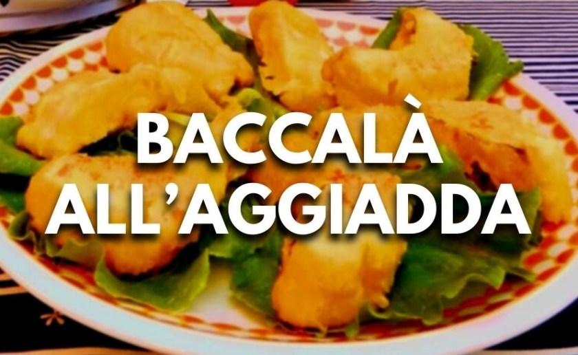 Ricetta del Baccalà