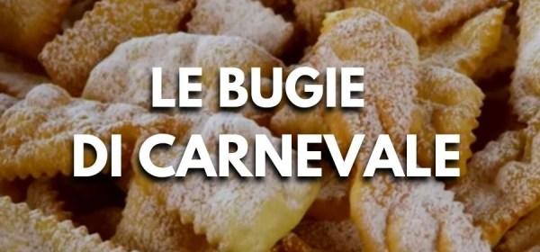 Bugie di Carnevale
