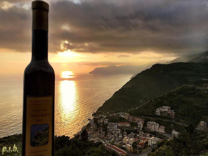 Cinque Terre e vino Sciacchetrà