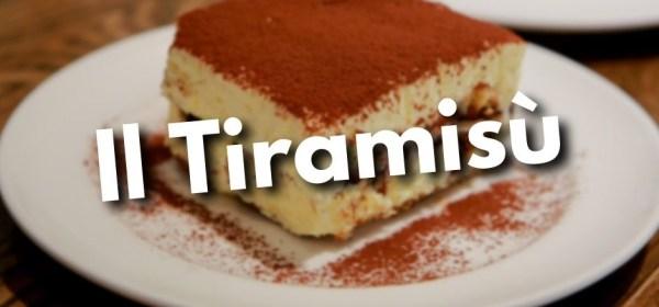 Ricetta del Tiramisù