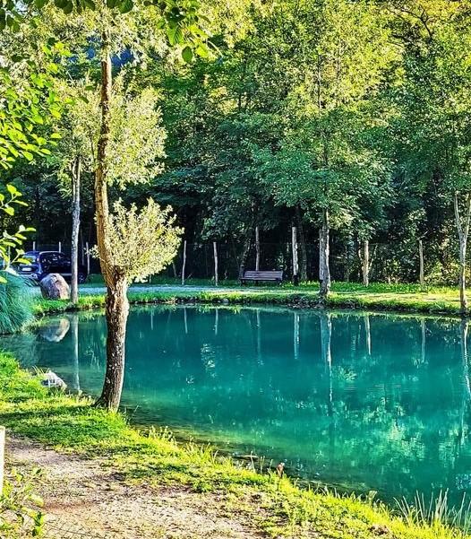 Varese Ligure, laghetto di Varese Ligure