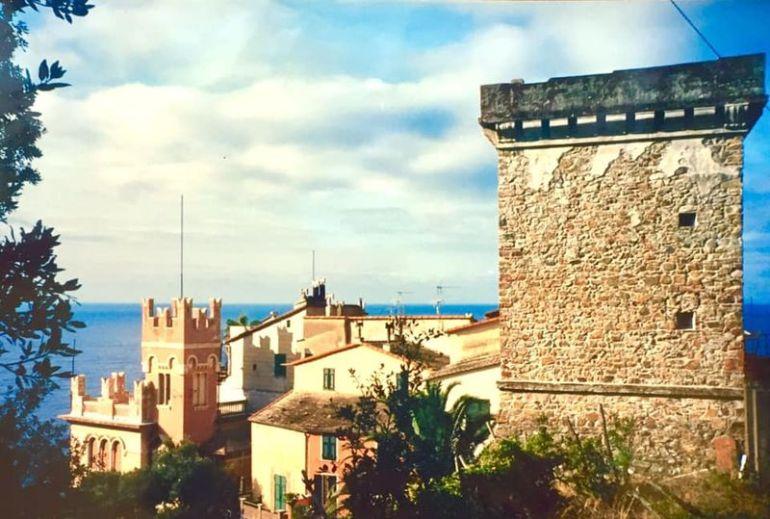 Framura, Torre di Anzo