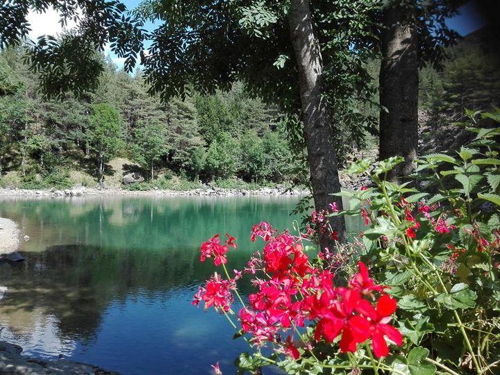Lago delle Lame a Rezzoaglio