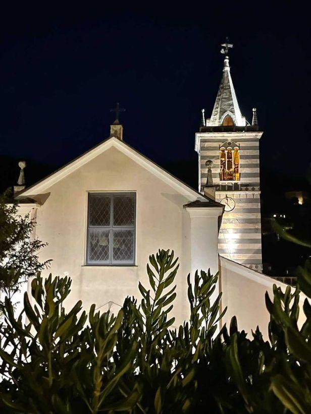 Moneglia, chiesa di San Giorgio