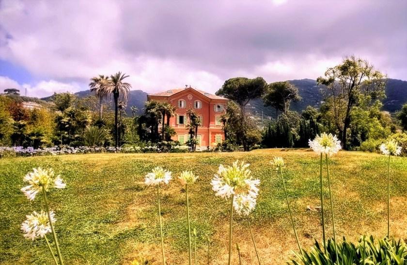 Rapallo, Villa Tigullio e Parco di Villa Tigullio