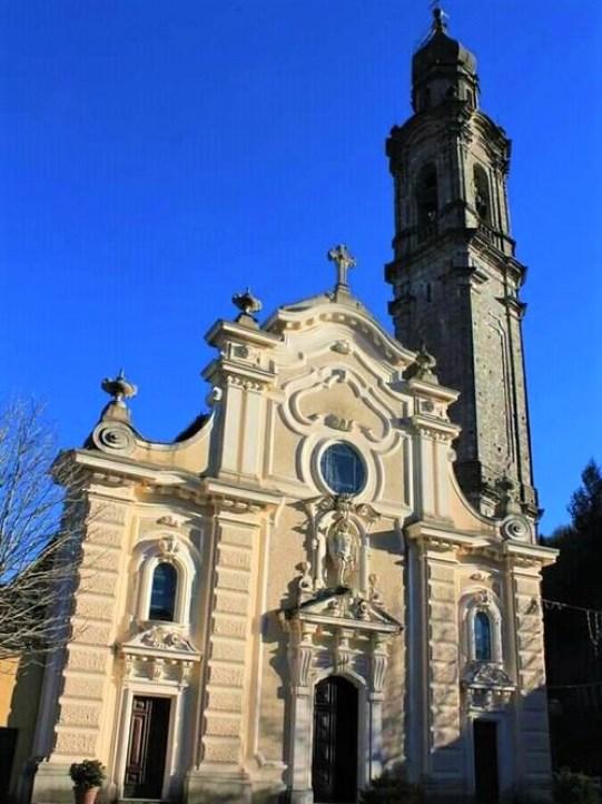 Rezzoaglio-Chiesa di Rezzoaglio