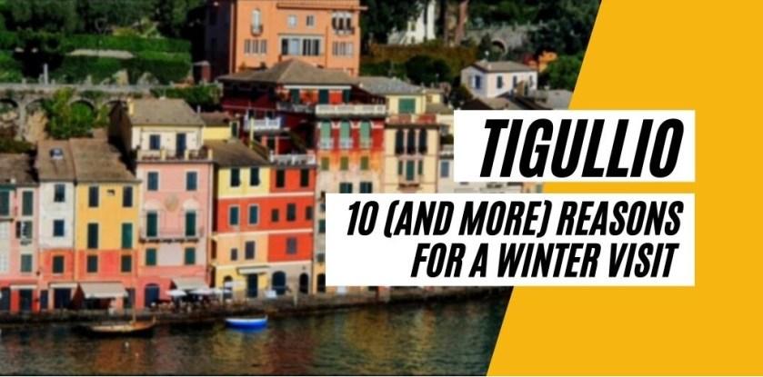 Tigullio, What to see