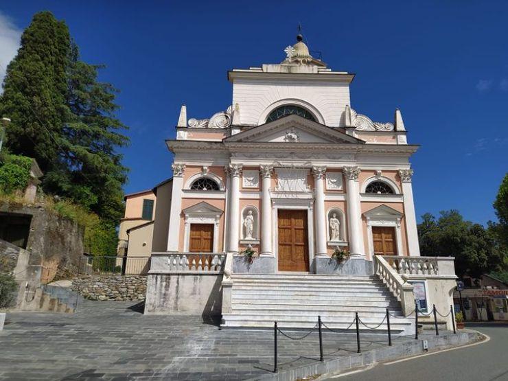 Chiesa di Castiglione Chiavarese