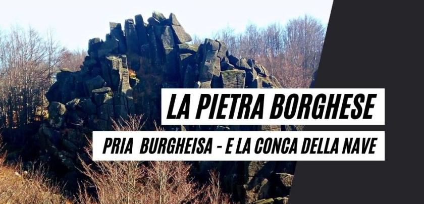 Pietra Borghese, Borzonasca
