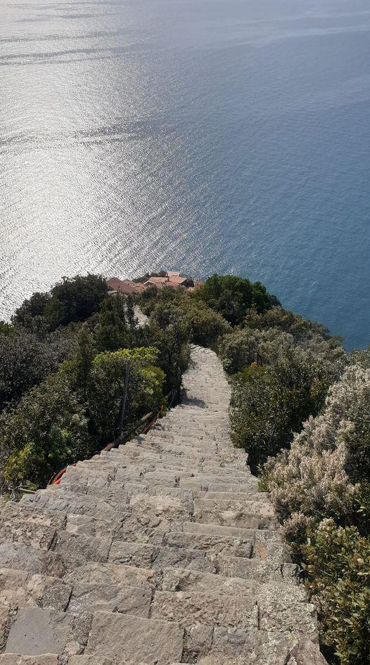 Monesteroli - La Spezia, sentiero