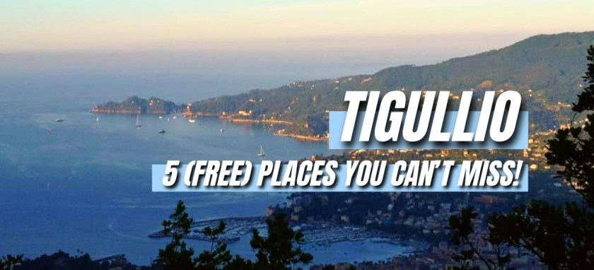 Tigullio What to see