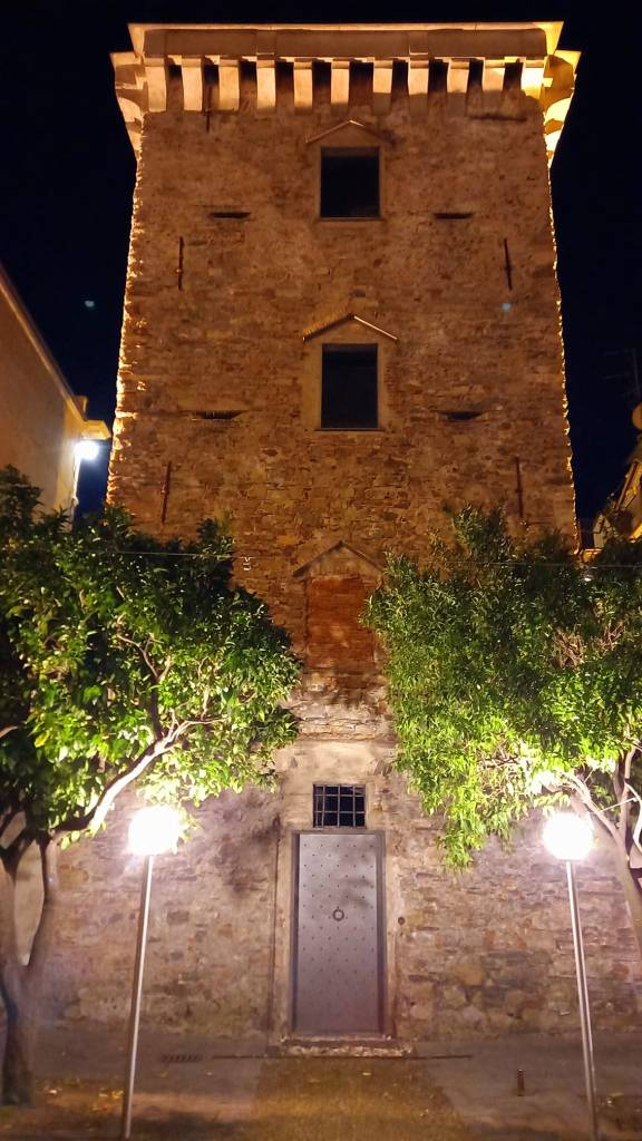Torre del Borgo a Lavagna