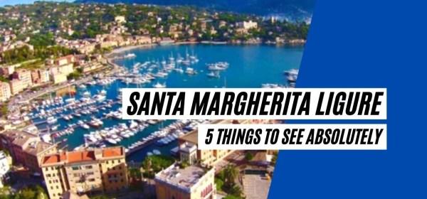 Santa Margherita Ligure, what to see