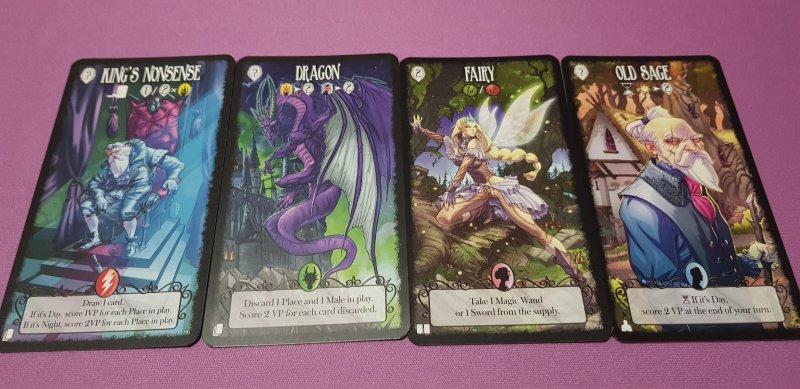 Dark Tales recensione