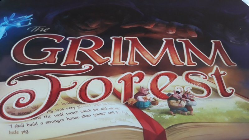 The Grimm Forest recensione
