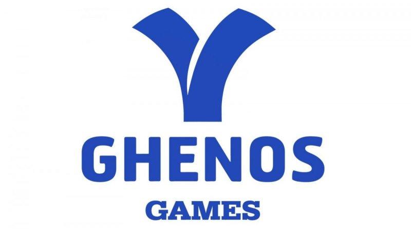 Ghenos Games Logo