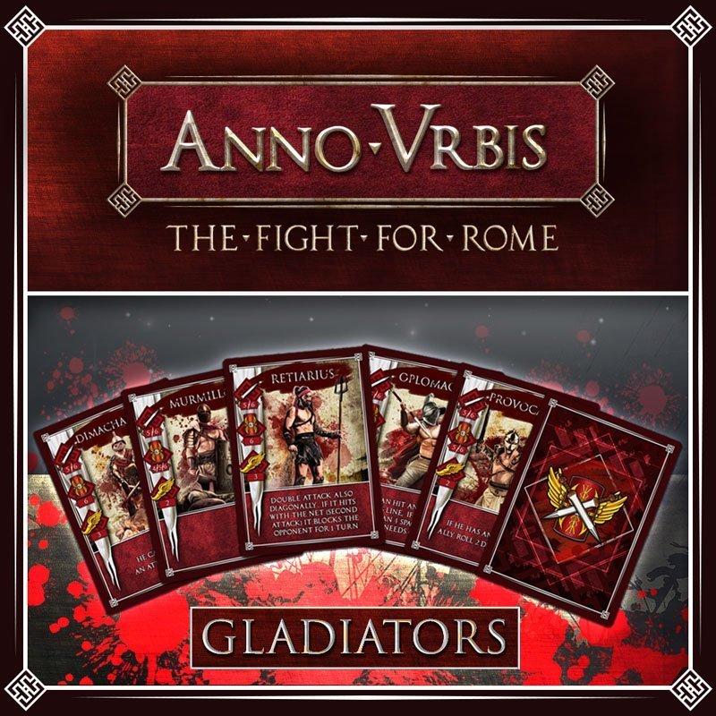 Anno Urbis - Gladiators