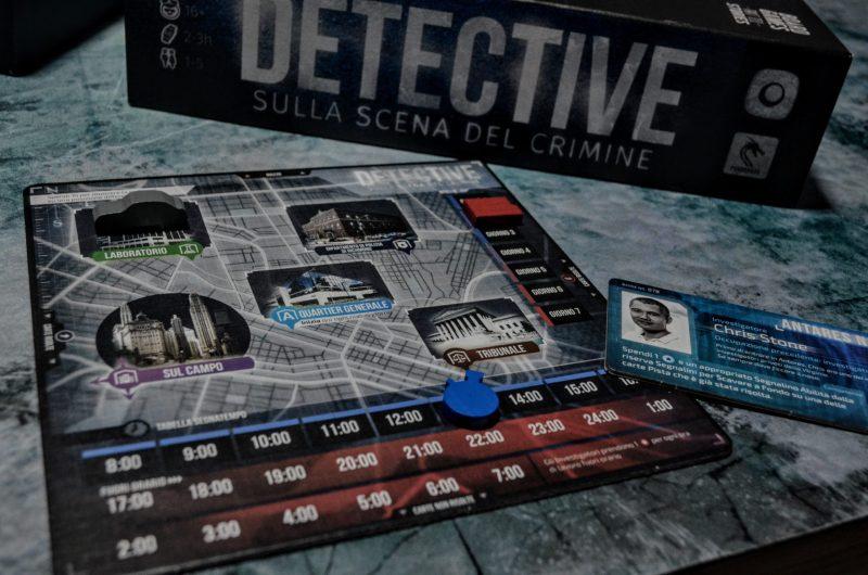 Detective: sulla scena del crimine