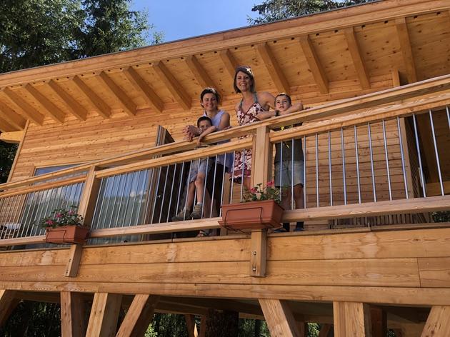 Casa Sullalbero Val Di Fassa Il Trentino Alto Adige Delle
