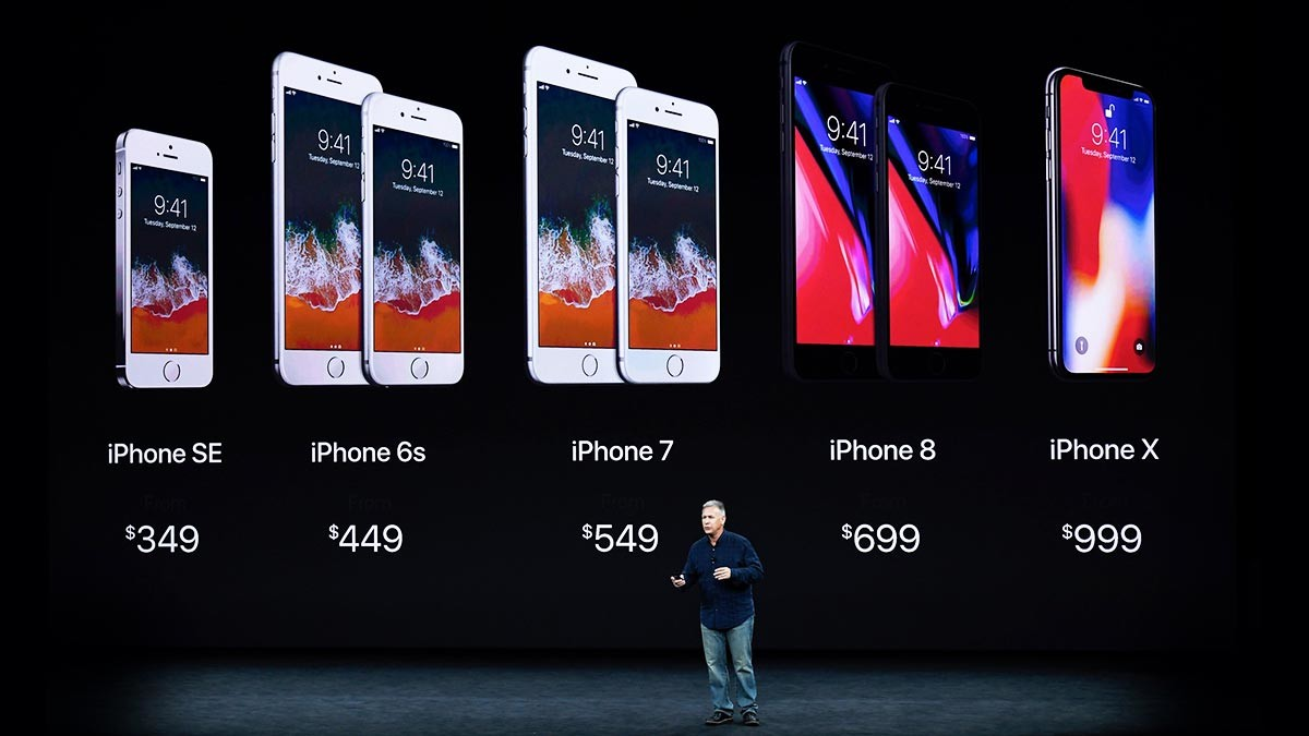 The Psychology Behind the New iPhone's Four-Digit Price