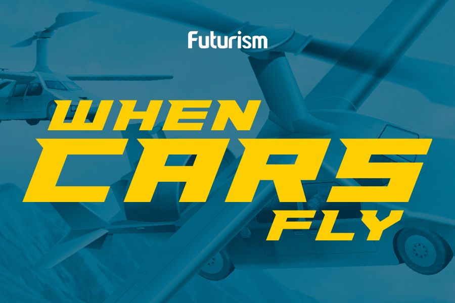"It's Now Possible to Earn a Degree in ""Flying Cars"""
