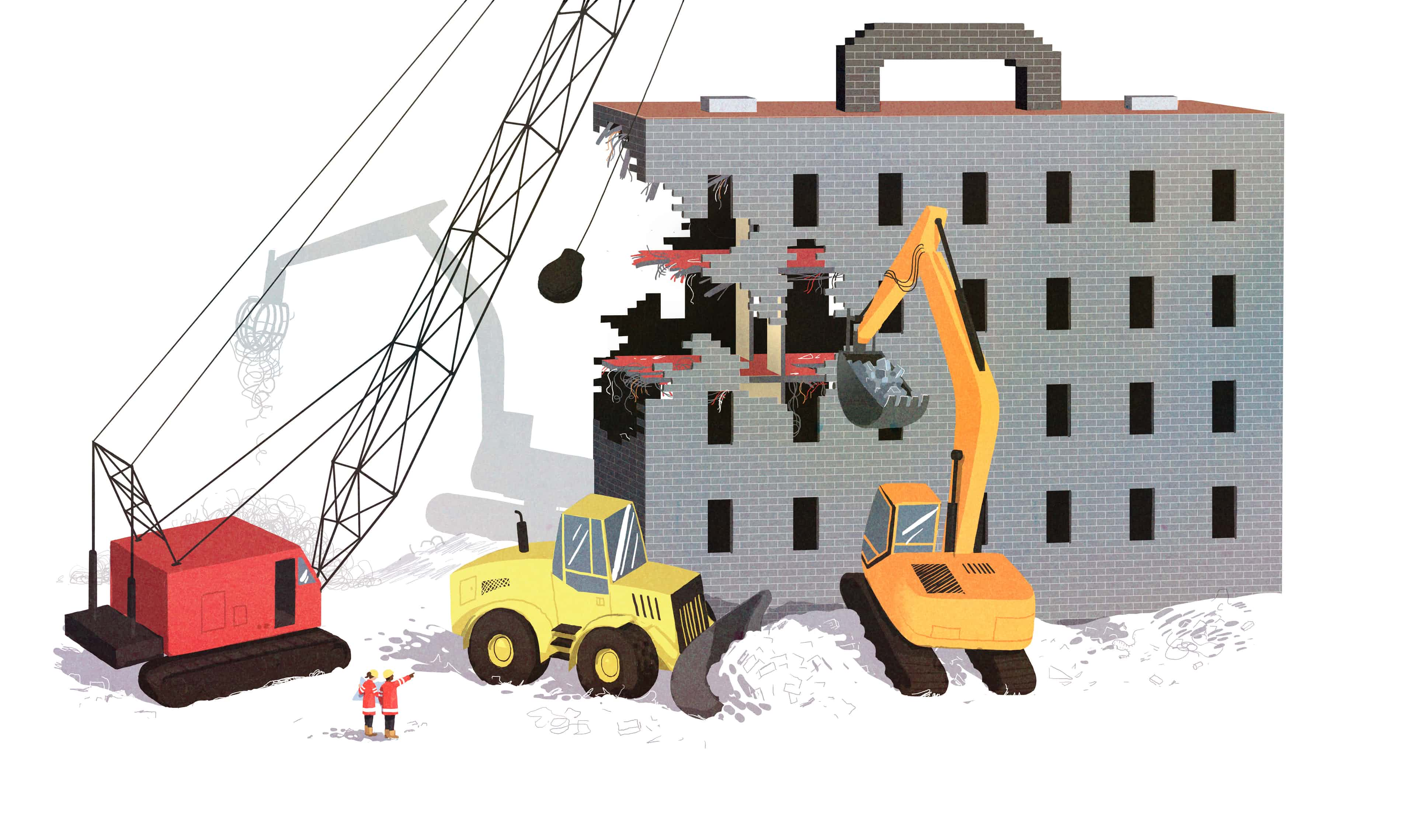 Why we should bulldoze the business school