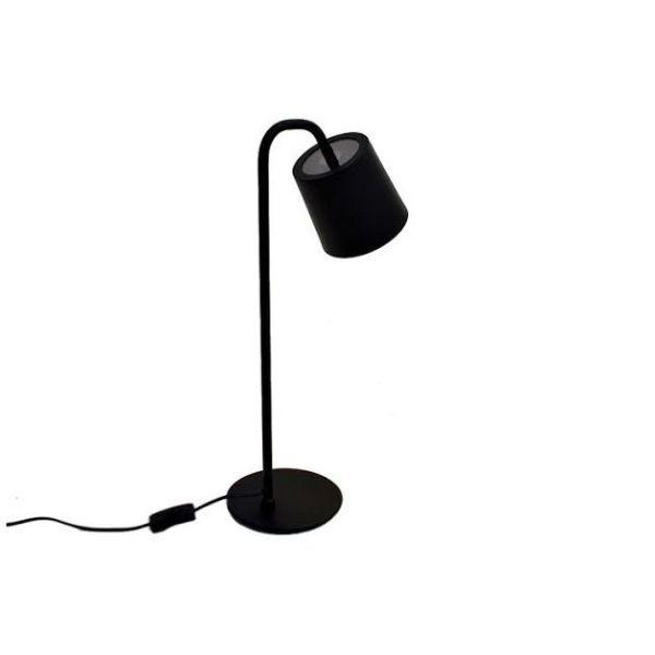 Lámpara de escritorio negra - Eterea