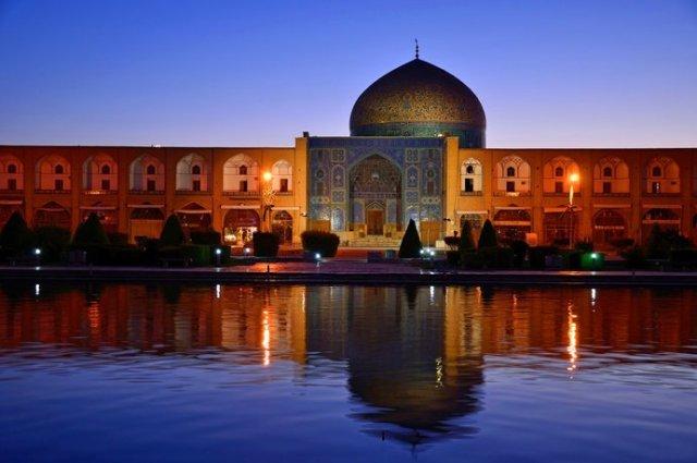 masjid sheikh lotfollah esfahan