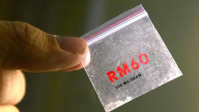 syabu 100 gram rm60