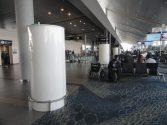 """Portão sala espera Aeropuerto """"El Dorado"""" Bogotá Colômbia 19"""