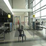 Bagagem controle segurança Imigração scanner