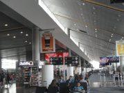 """Portão sala espera Aeropuerto """"El Dorado"""" Bogotá Colômbia 12"""