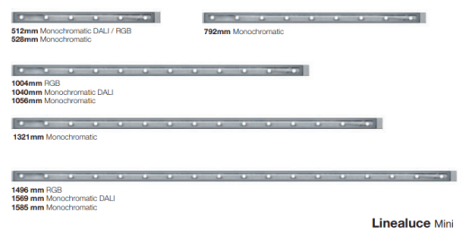Linealuce Mini Iluminação lighting design arquitetura MaxiWoody LED Projeto RGB Luminárias