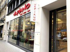 Targetti led design interiores bar comida Italiana lighting iluminação