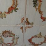 Museu_Toledo_Tiradentes_Brasil_interior_sala_Cinco Sentidos1_forro_pintado