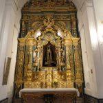 Centro_Cultural_recoletos_Franciscanos_Altar_Lateral_Cemitério