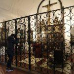 Centro_Cultural_recoletos_Franciscanos_Altar_Reliquias_Capilla_Cemitério