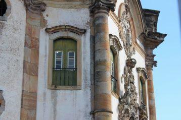 Estrada Real_Minas Gerais_Irmandade_Unesco_Patrimônio_Humanidade_Arquitetura_Bbarroco_Aleijadinho_Janelas