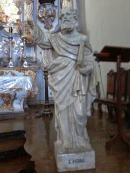 Igreja_São Francisco Paula_ Ouro Preto_Estatuas Adro_1