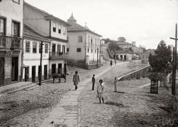 Chichico Alkmim Rua Macau do Meio, sd. Diamantina, Minas Gerais Acervo IMS