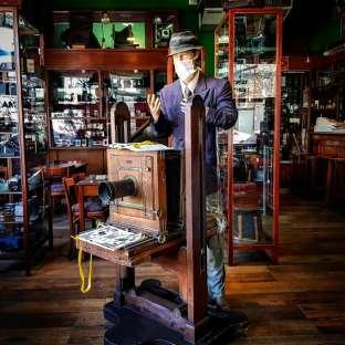 Bar Notable_Buenos Aires_Palacio_Museo Fotográfico Simik_Interior_5