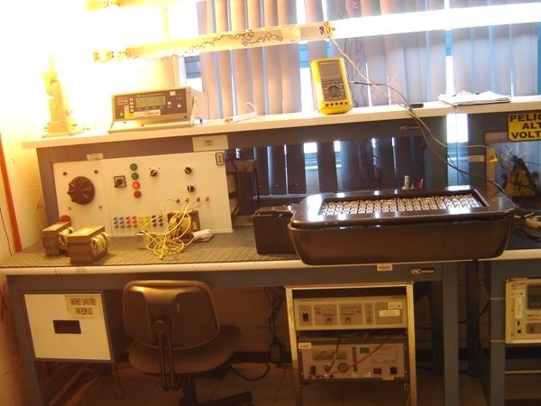Laboratorio de Pruebas y Fotometría