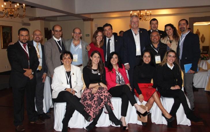 Miembros de IES México