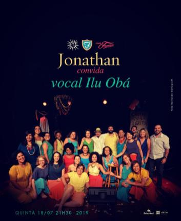 Jonathan convida 18/07/19