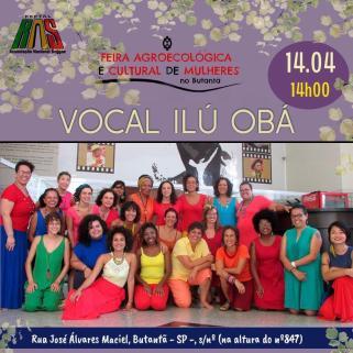 Feira Agroecológica e cultural 14/04/19