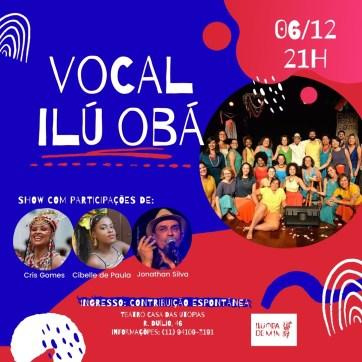 Teatro Casa das Utopias 16/12/19
