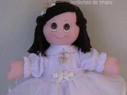 muñeca primera comunión7