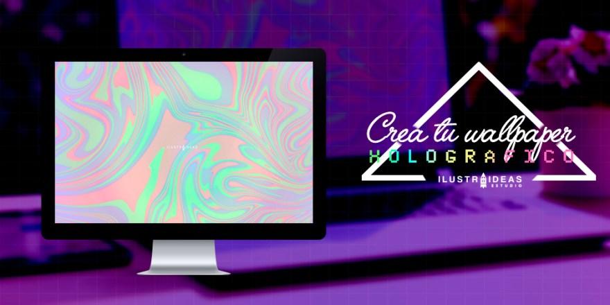 crea_wallpaper_holografico