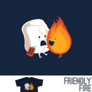 Camiseta vendida en Threadless