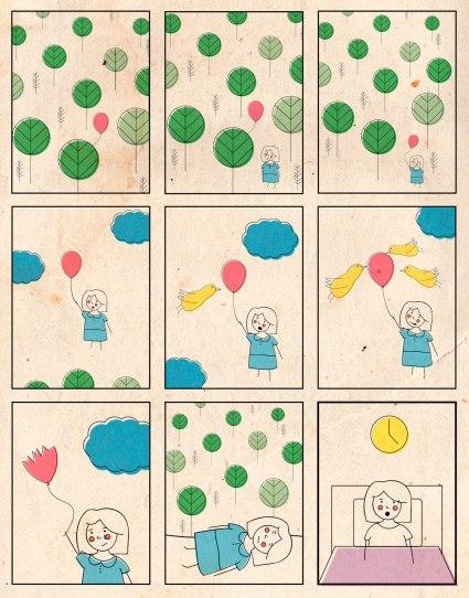 Banda Desenhada | Catarina Dinis